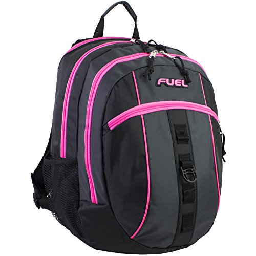 Fuel Active Backpack, Neon Pink Sizzle -