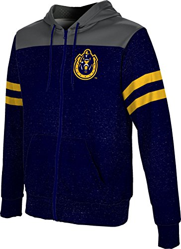 Prep Full Zip Hoodie (ProSphere Murray State University Men's Fullzip Hoodie - Gameday (Large))
