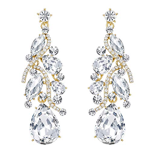 BriLove Bohemian Boho Dangle Earrings for Women