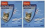 Hartz 02899 Advanced Guard Reflecting Water Resistant Flea & Tick Collar fo..