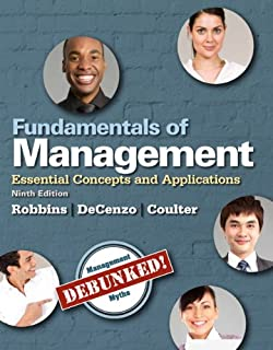 fundamentals of management essential concepts and applications 8th edition