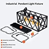 Industrial Kitchen Island Pendant Light