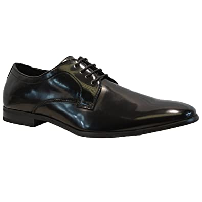 MENS SMART WEDDING SHOES ITALIAN FORMAL OFFICE CASUAL PARTY DRESS  SHOE SIZES