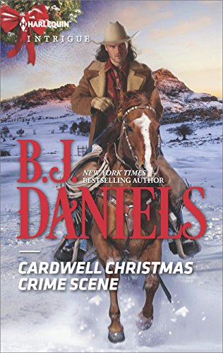 Cardwell Christmas Crime Scene (Cardwell Cousins) by [Daniels, B.J.]