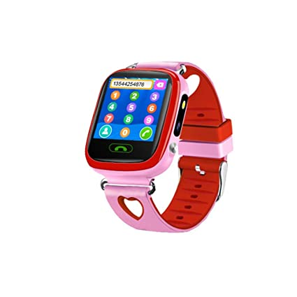 Amazon.com: Kids Smartwatch with GPS Tracker, Smart Watch ...