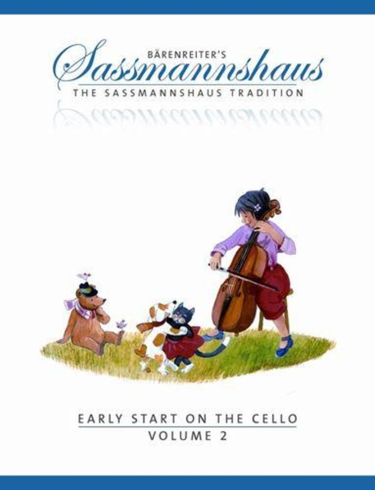 Early Start on the Cello, Volume 2