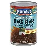 Kuners Bean Black Spice