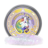 Mythical Slyme Unicorn Putty & Unicorn Slime - Unique Unicorn Gifts - Perfect Birthday Gift for Girls - Gift Idea - Unicorn Toys - Floam, Glitter Slime, Clear Slime, Stress Ball -Sweat