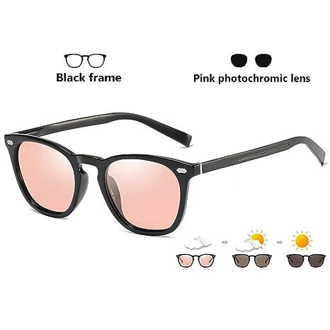 YHgiway Gafas de Sol Hombres Mujeres Polarizadas ...