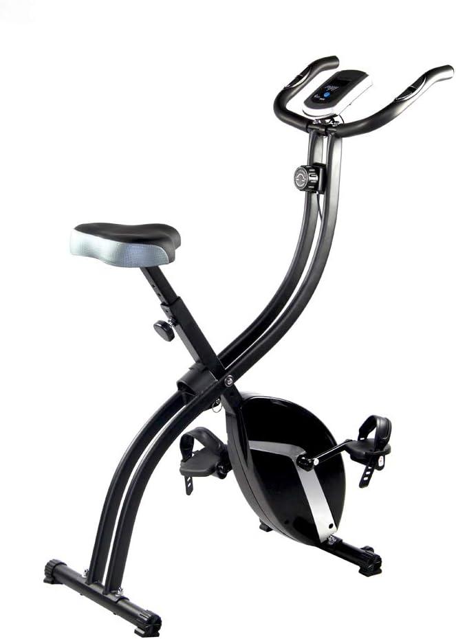 FANGDA Bicicleta de Ejercicio Bicicleta de Ejercicio Plegable ...