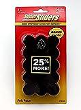 Super Sliders Felt Pads 60 count 1'' round