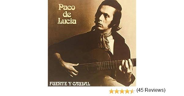 FUENTE Y CAUDAL : Paco De Lucía: Amazon.es: Música