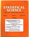 img - for Enhancing Access to Microdata While Protecting Confindentiality / The Growth and Stabilization of Populations (Statistical Science: A Review Journal of the Institute of Mathematical Statistics - August 1991, Vol. 6, No. 3) book / textbook / text book