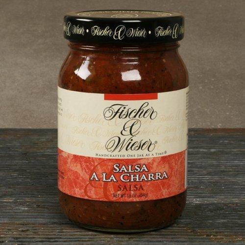 - Fischer and Wieser Salsa - Das Peach Haus (12 ounce)