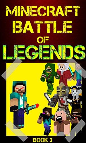 Amazon.com: Minecraft: Battle of Legends Book 3 eBook: Alex ...