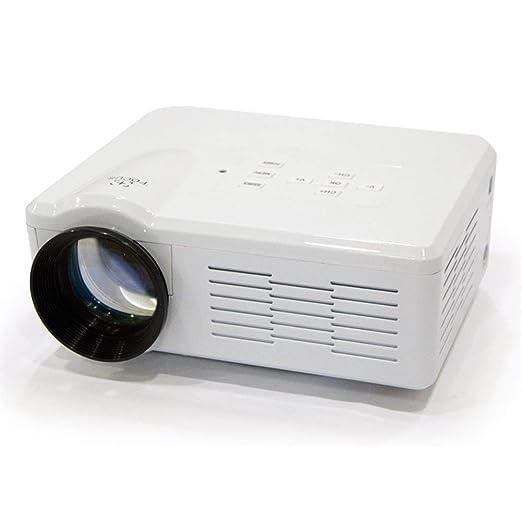 FSMJY Proyector, Proyector Portátil De Video HD 1080P Compatible ...