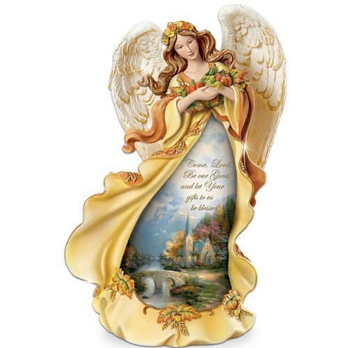 Thomas Kinkade Angel Of Grace