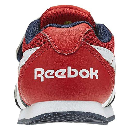 Reebok Bd4005, Zapatillas de Trail Running Unisex Niños Azul (Azul (Collegiate Navy /     Primal Red)
