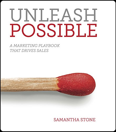 Unleash Possible is a how-to guide for high-growth marketing in complex selling environments. Author Samantha Stone, the revenue catalyst, doesn't just tell you what to do, she shows you how to do it, and how to partner with sales to get the right re...