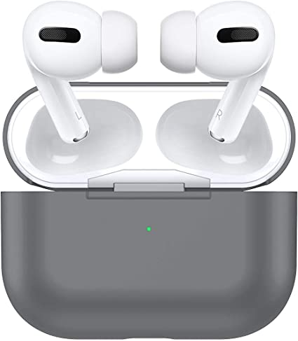 Amazon Com Jeffwell Airpods Pro Case Soft Silicone Case For