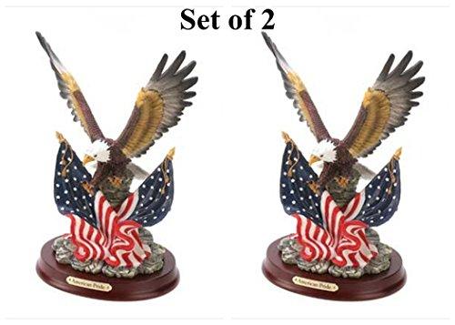 Patriotic Eagle 2PK