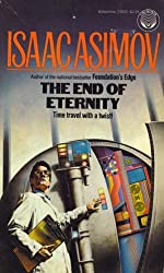 The End of Eternity by Isaac Asimov science fiction book reviews