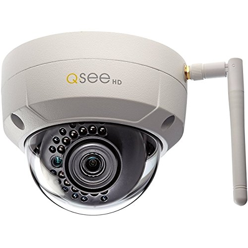 Q-See 3MP Wi-Fi Dome Security Camera -  QCW3MP1D