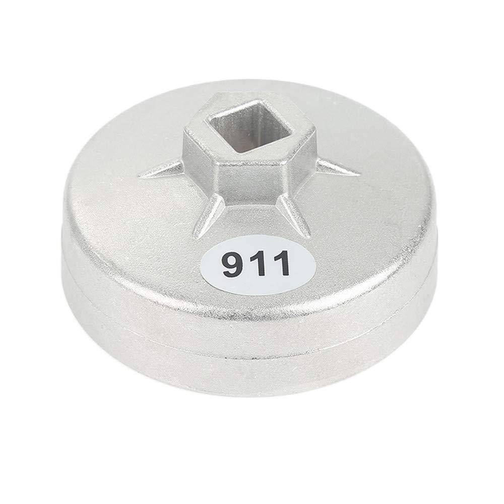 cl/é pour Filtre /à Huile et cl/é /à vidange carr/ée dans Une Caisse de Rangement Composition de cl/és /à Filtre /à Huil 23PCS,Kit de Rechange de couvercles pour filtres /à Huile avec Jeu de couvercles