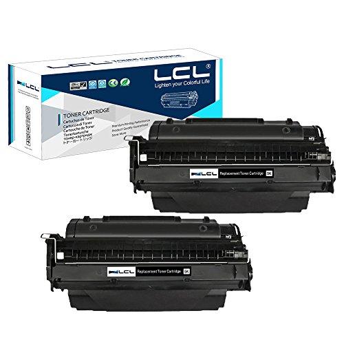 LCL Compatible Toner Cartridge Replacement for HP 96A C4096A EP-32 2100N 2200DN 2100 2200 LBP-470 LBP-1000 LBP1310 (2-Pack Black)