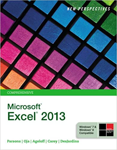 New perspectives on microsoft excel 2013 comprehensive 001 june new perspectives on microsoft excel 2013 comprehensive 001 june jamrich parsons dan oja roy ageloff patrick carey carol desjardins ebook amazon fandeluxe Choice Image