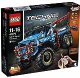 LEGO Technic 6×6 All Terrain Tow Truck (42070)