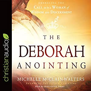 The Deborah Anointing Audiobook