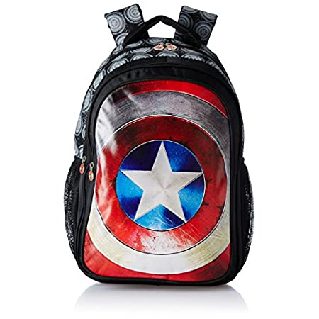 Captain America Nylon Backpack
