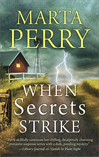 When Secrets Strike: Romantic Suspense set in Amish Country (House of Secrets Book 2)