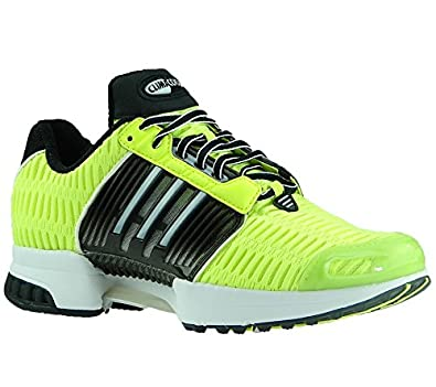 GQ4 adidas CC1 ClimaCool Neon Gelb Herren Sneakers Turnschuhe Q34260 Gr. 40