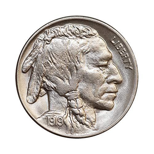 1919 P Buffalo Nickel - Gem BU/MS/UNC - High Grade Coin/Superb