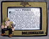 NCAA PURDUE BOILERMAKERS MASCOT PURDUE PETE FOOTBALL BASKETBALL SPORTS PICTURE FRAME BY TALEGATERS