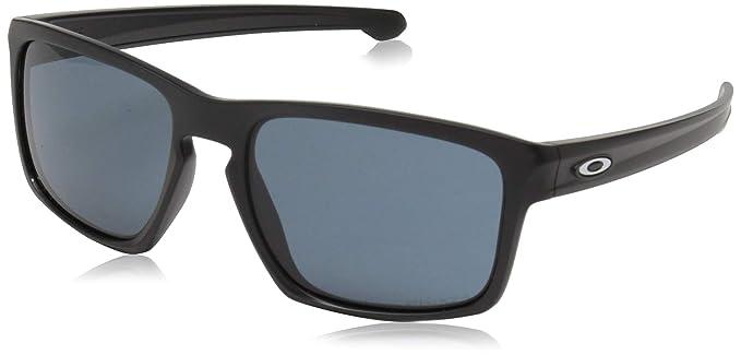 Oakley Sliver, Gafas de Sol para Hombre, Negro, 57