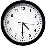 SpyGadgets Motion Activated Battery Powered Wall Clock Spy Camera
