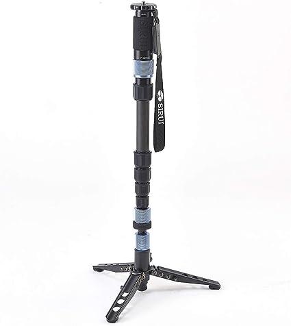 Sirui P 324sr Vh 10x Einbeinstativ Mit Standspinne Und Kamera