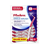 Plackers Interdental Brush RA, 16 Count (Pack of 72)