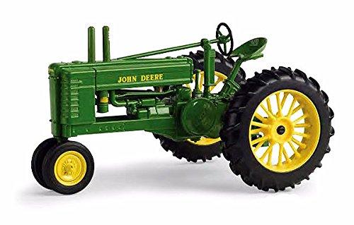 (Ertl Unisex Men's John Deere Model B Styled Tractor Toy Green One Size)