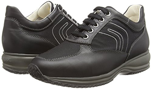 C9997 Geox Happy Montants Homme Chaussons G U Noir black 877rnTqRgw