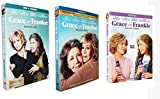 Grace and Frankie: Complete Series Seasons 1-3 DVD