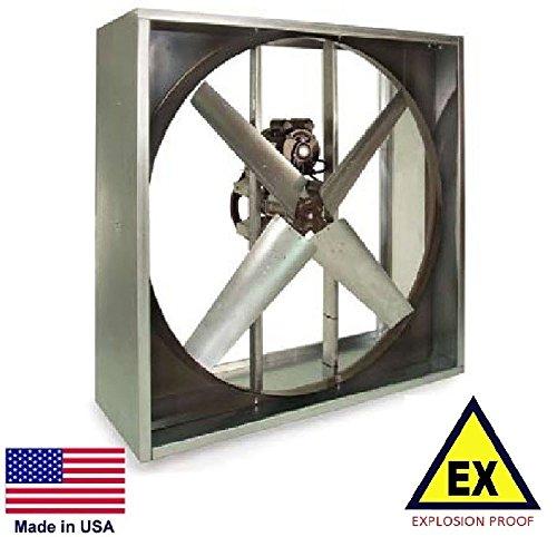 Exhaust Fan - Explosion Proof - Belt Drive - 36
