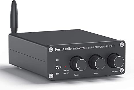 BT20A Bluetooth 5 0 Stereo Audio 2 Channel Am