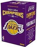 Los Angeles Lakers 2020 NBA Finals Champions Panini