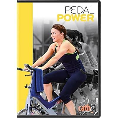 Cathe Friedrich's Pedal Power: Sports & Outdoors