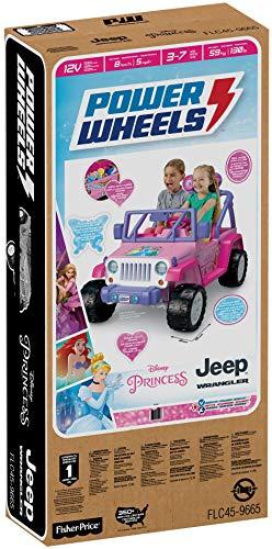 Power Wheels Disney Princess Jeep Wrangler by Power Wheels (Image #11)