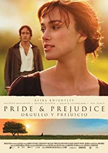 Orgullo y prejuicio (Pride and prejudice) [DVD]